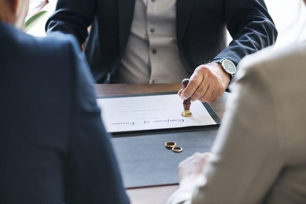 مشاوره حقوقی برای طلاق