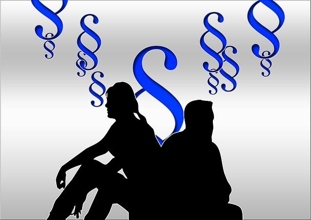 مشاورهی حقوقی طلاق